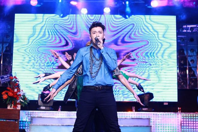 Thuy Tien ho bao, Dong Nhi ao ba ba song ca voi Kien Huy hinh anh 14