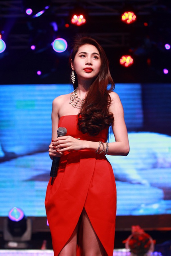 Thuy Tien ho bao, Dong Nhi ao ba ba song ca voi Kien Huy hinh anh 6