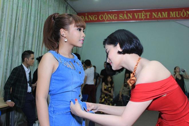 Thao My doi Mr Dam la chau ruot Vu Thu Phuong hinh anh 5