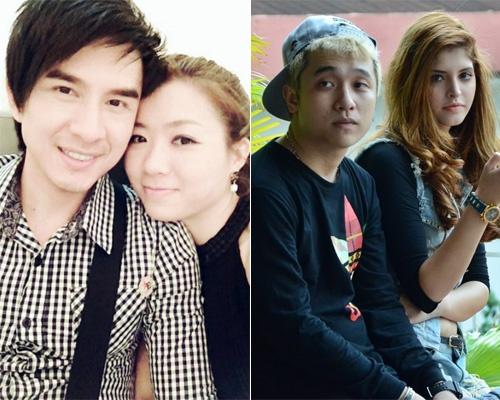 5 sao nam 'phu song' scandal nhat showbiz Viet 2013 hinh anh