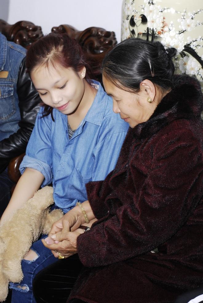Vu Thu Phuong dua Thao My ve que truoc chung ket The Voice hinh anh 14