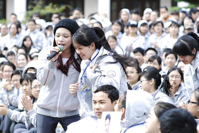 Vu Thu Phuong dua Thao My ve que truoc chung ket The Voice hinh anh 5