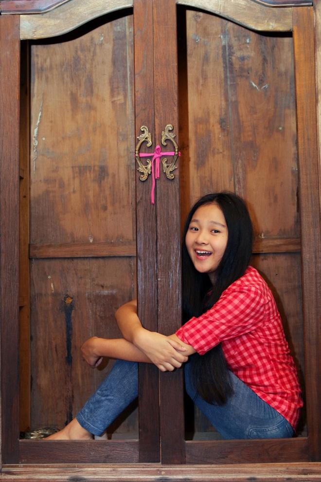 Con trai nuoi Hoai Linh lam nguoi yeu Tam Trieu Dang hinh anh 14