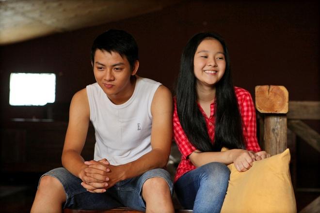 Con trai nuoi Hoai Linh lam nguoi yeu Tam Trieu Dang hinh anh 5