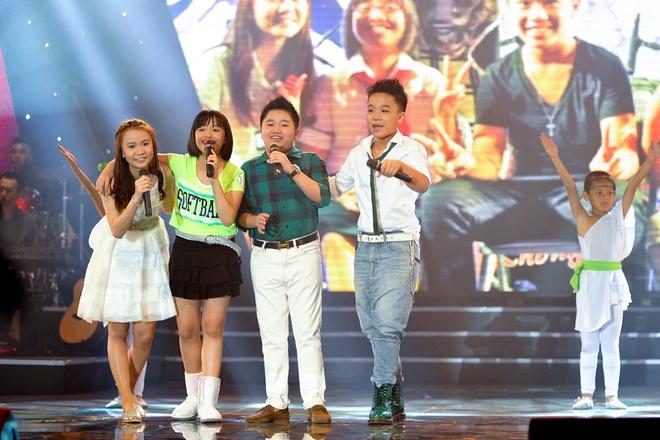 Hien Thuc - My Tam bung no tren san khau liveshow hinh anh 4