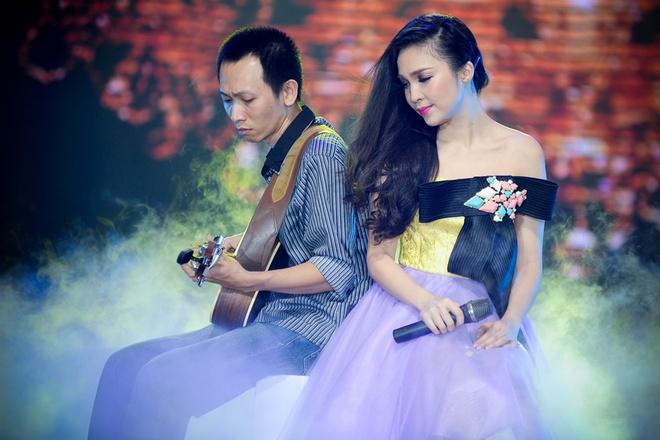 Hien Thuc - My Tam bung no tren san khau liveshow hinh anh 12