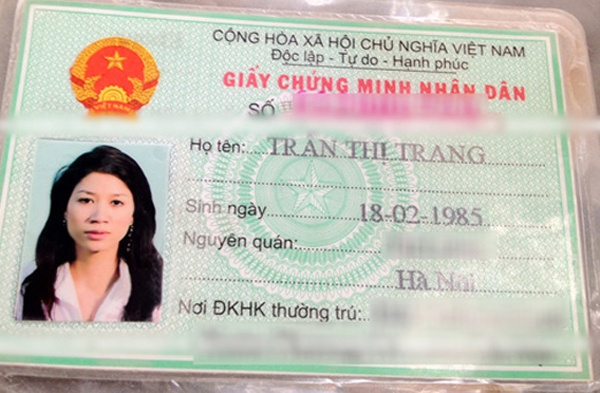 Xem anh, ten tuoi that cua sao Viet tren CMND va ho chieu hinh anh 19