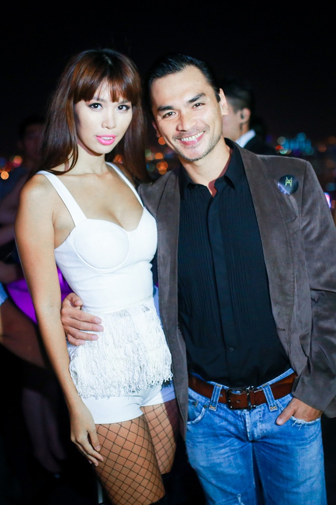 Le Hieu say sua co vu Ha Anh hau chia tay Van Mai Huong hinh anh 7