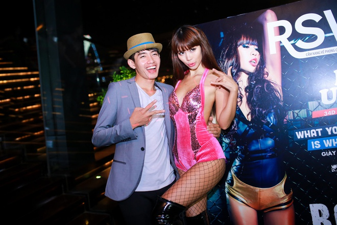 Le Hieu say sua co vu Ha Anh hau chia tay Van Mai Huong hinh anh 8