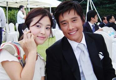 Nhung nguoi tinh man anh dien trai cua Song Hye Kyo hinh anh