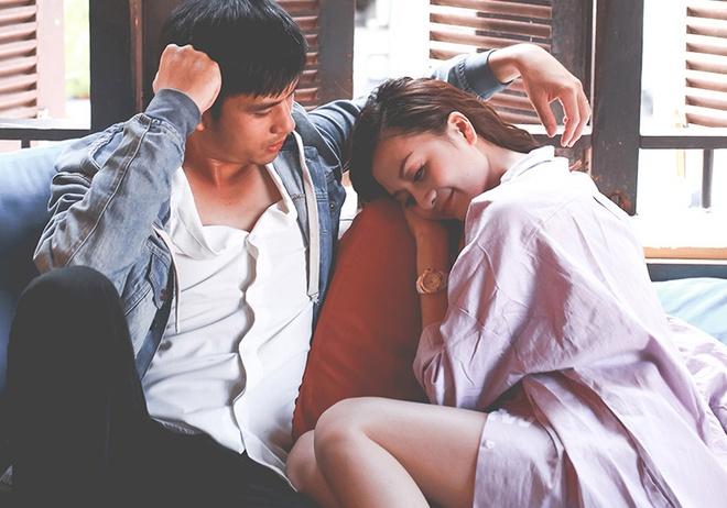 Chi em Thieu Bao Trang cung yeu mot nguoi trong MV moi hinh anh