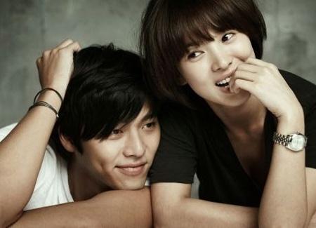 Nhung nguoi tinh man anh dien trai cua Song Hye Kyo hinh anh 6