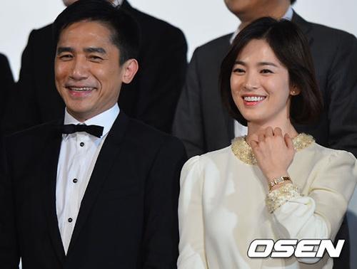 Nhung nguoi tinh man anh dien trai cua Song Hye Kyo hinh anh 7