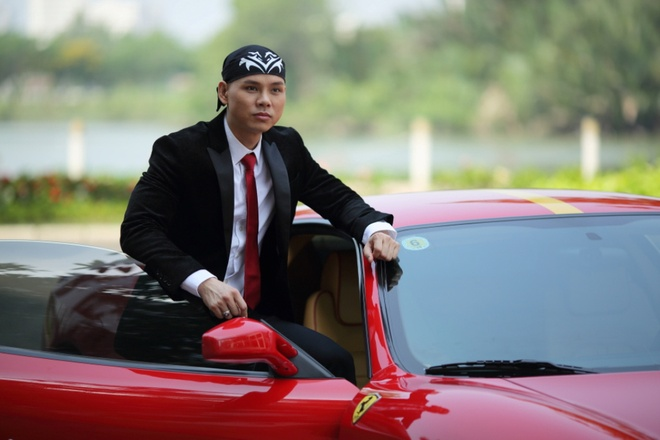Phan Dinh Tung lam liveshow ky niem 10 nam tach nhom MTV hinh anh 6