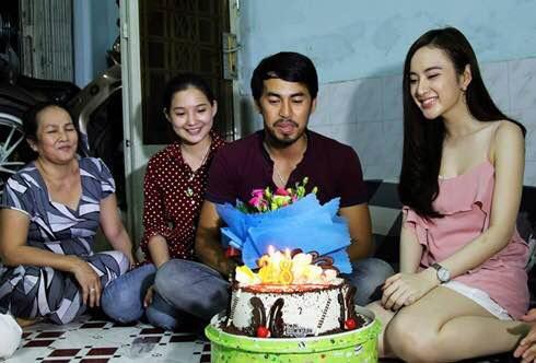Angela Phuong Trinh ung ho Duy Nhan 100 trieu dong chua benh hinh anh 3