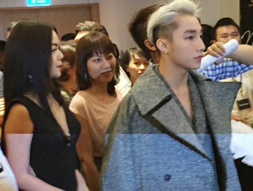 VTV can nhac viec cho Son Tung tham gia The Remix hinh anh