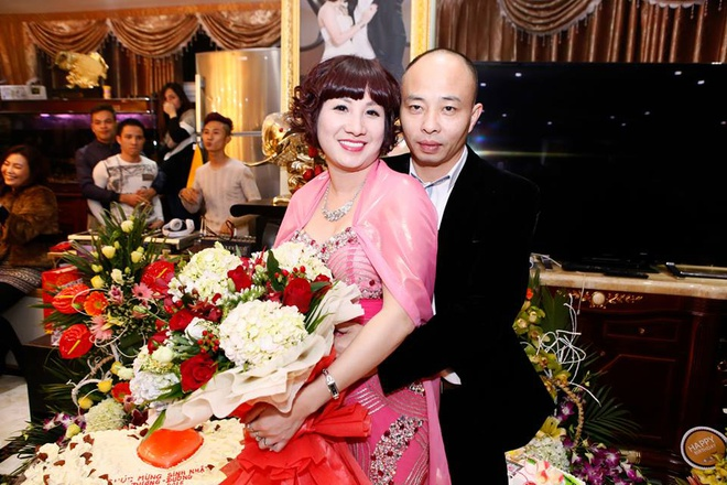 Quang Ha hat sinh nhat dai gia Thai Binh cat-xe 450 trieu hinh anh 1