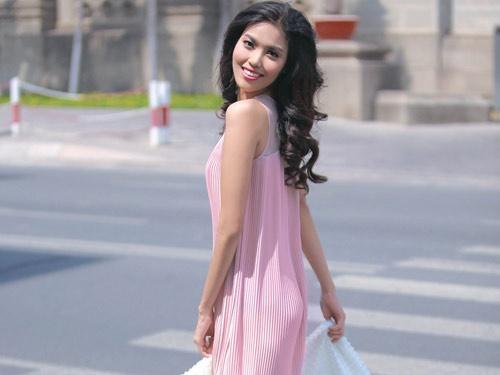 Ve quyen ru cua ung vien Miss World 2015 Lan Khue hinh anh