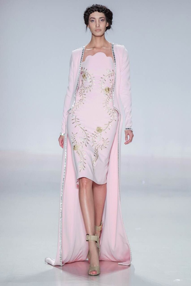 Ly Qui Khanh hon Tuyet Lan o san dien New York Fashion Week hinh anh 9