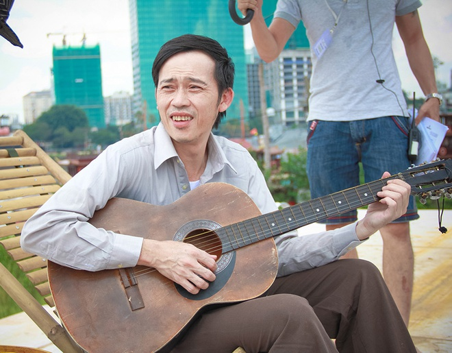 Hoai Linh lao trung nguoi Ngan Khanh trong phim hinh anh 6