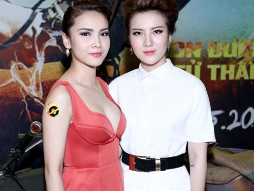 Yen Trang mac ho bao ra mat bom tan 'Mad Max 4' hinh anh