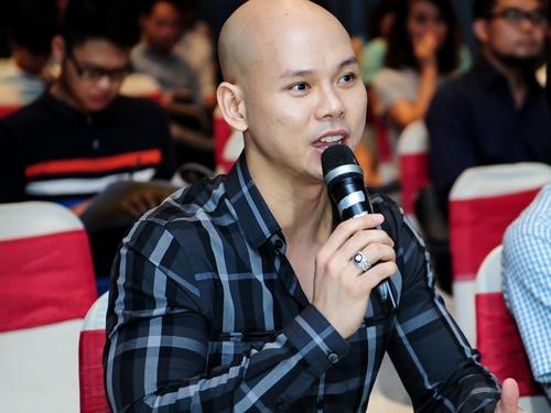 MTV tai ngo Phan Dinh Tung trong live show 15 nam ca hat hinh anh