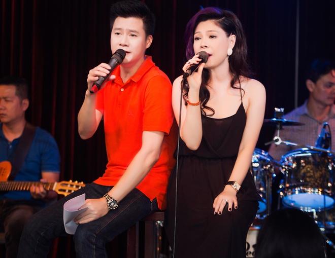 Thanh Thao dien mot vay ngu di tong duyet cung Quang Dung hinh anh 3