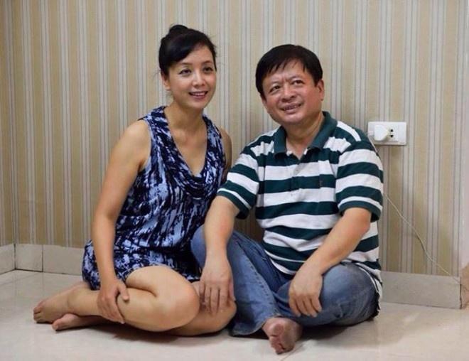 NSUT Chieu Xuan tung bi ky luat vi lay chong hinh anh 5