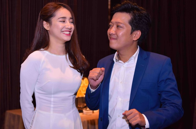Truong Giang khen Nha Phuong qua dep hinh anh 6