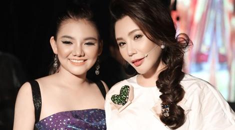 Minh Nhu len tieng ve man 'dai chien' cua cac HLV X Factor hinh anh