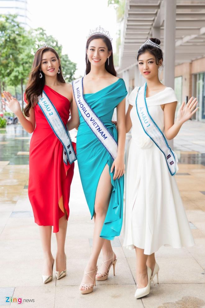 Hoa hau The gioi Viet Nam 2019 anh 8