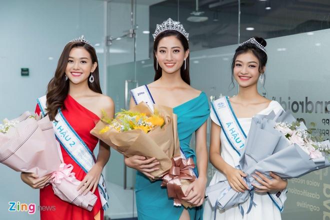 Hoa hau The gioi Viet Nam 2019 anh 6