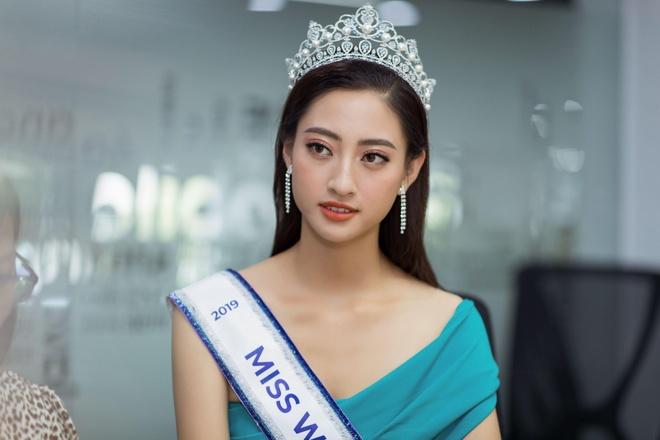 Hoa hau The gioi Viet Nam 2019 anh 15