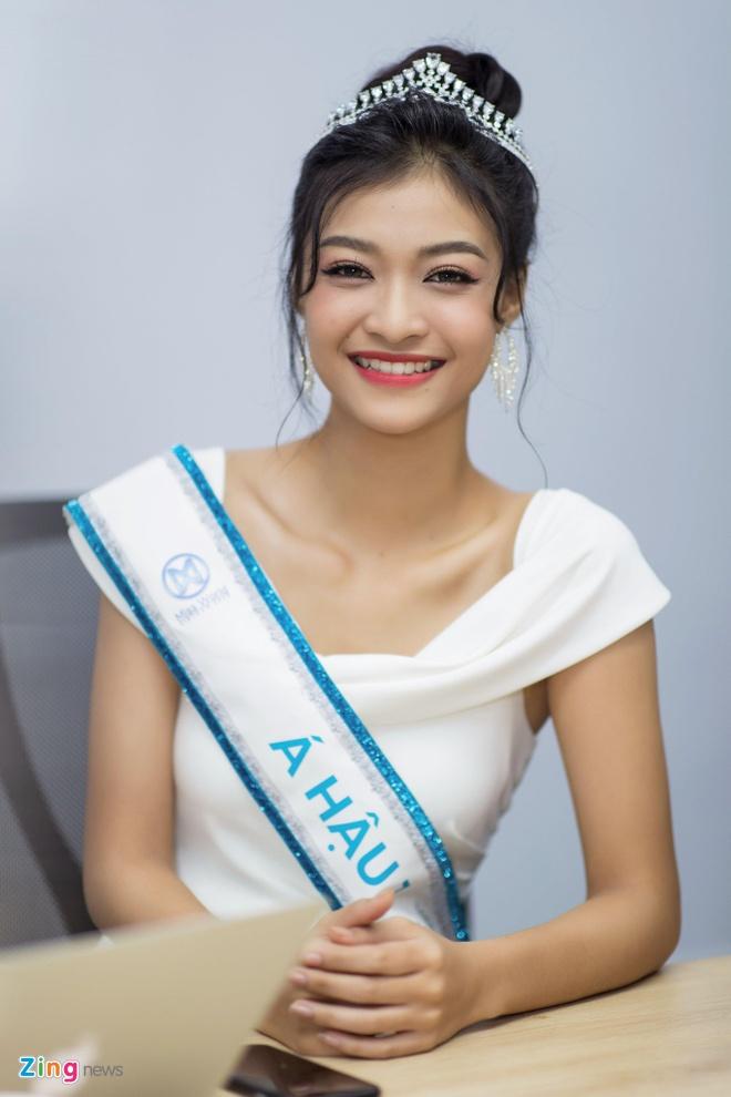 Hoa hau The gioi Viet Nam 2019 anh 13
