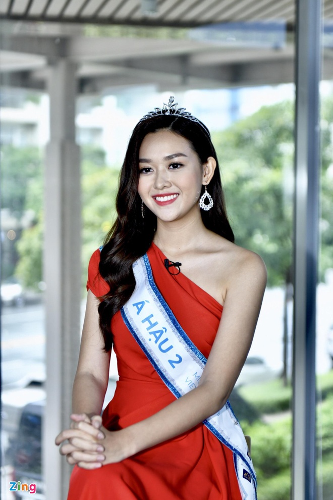 Hoa hau The gioi Viet Nam 2019 anh 11