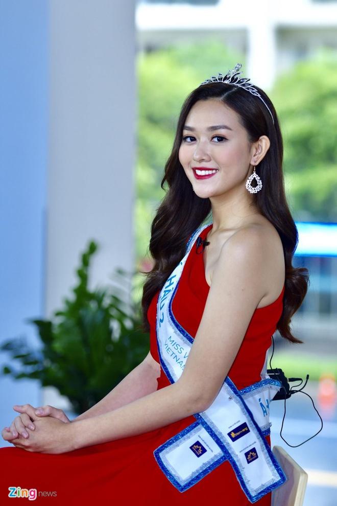 Hoa hau The gioi Viet Nam 2019 anh 4