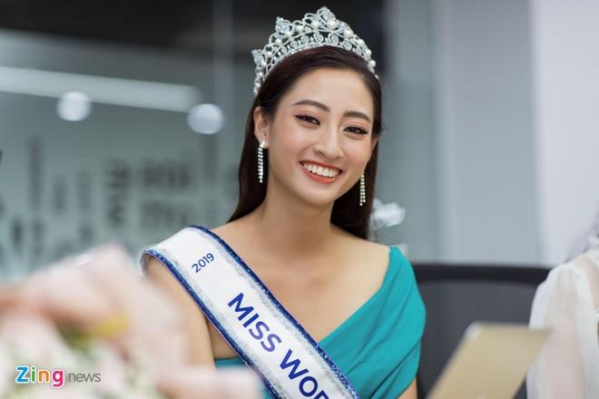 Hoa hau The gioi Viet Nam 2019 anh 2