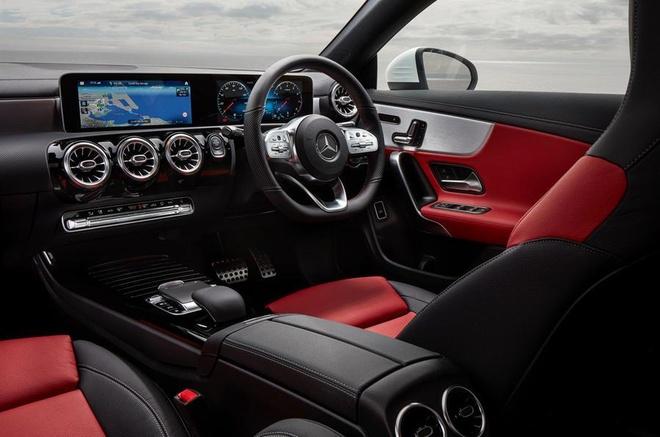 Mercedes CLA 250 AMG the he moi khong danh cho tuoi trung nien hinh anh 9