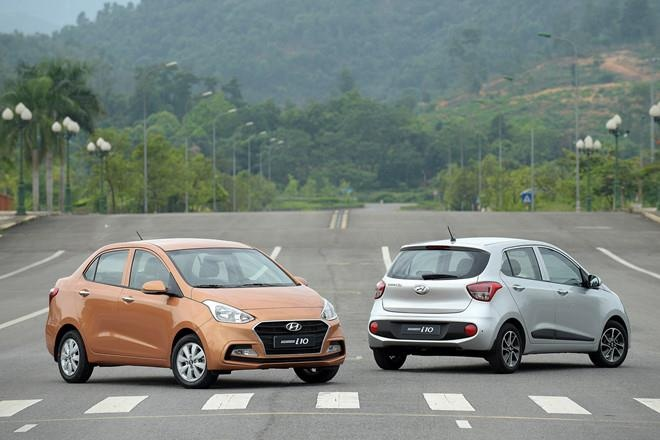 Toyota Wigo, Kia Morning, Hyundai Grand i10 o at giam gia hinh anh 3