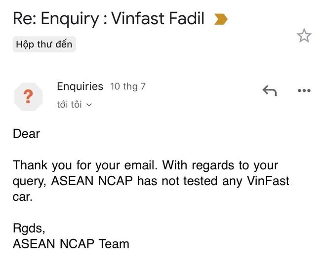 Nhung mau xe nao tai Viet Nam co chung chi Asean NCAP? hinh anh 5