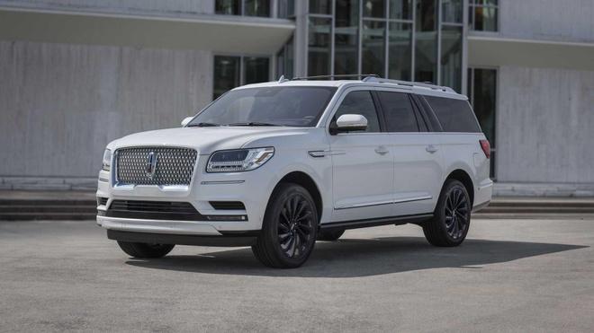 Lincoln Navigator 2020 - the he moi cua SUV 'sieu to khong lo' hinh anh 6