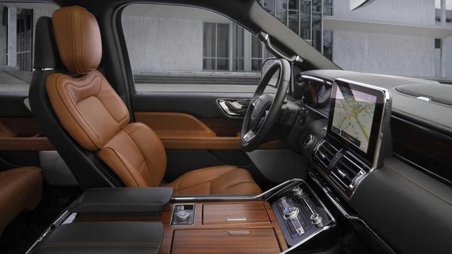 Lincoln Navigator 2020 - the he moi cua SUV 'sieu to khong lo' hinh anh 3