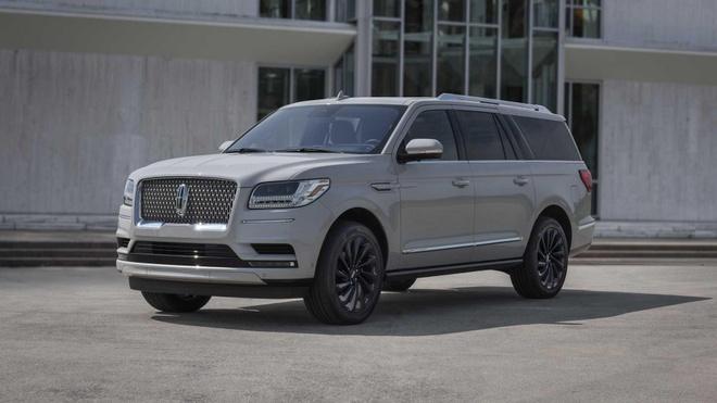 Lincoln Navigator 2020 - the he moi cua SUV 'sieu to khong lo' hinh anh 4