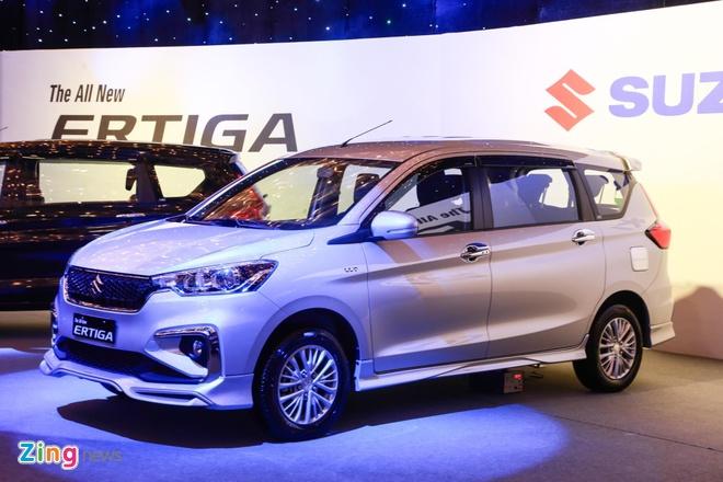 Mitsubishi,  Xpander,  Suzuki,  Ertiga,  Toyota,  Avanza anh 3