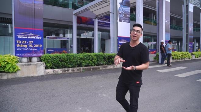 Vietnam Motor Show 2019 truoc gio khai man hinh anh