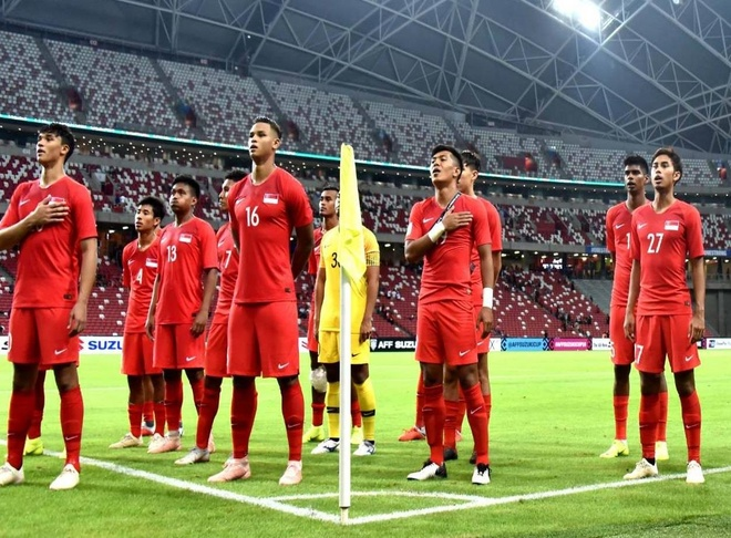 Singapore du World Cup anh 1
