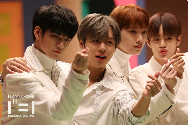 Ly giai cac hinh anh an du trong MV 'Spring Breeze' cua WANNA ONE hinh anh