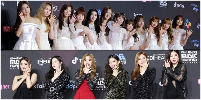 Mnet len tieng sau tranh cai giai thuong khong cong bang o MAMA 2018 hinh anh