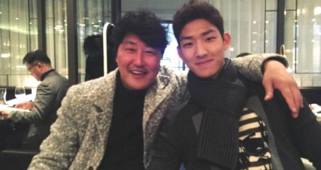 Tai tu Song Kang Ho len tieng xin loi vi con trai choc gian fan EXO hinh anh