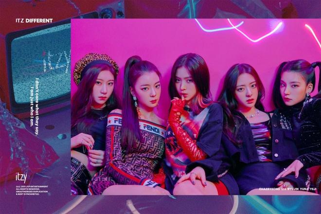 Dan em BTS, Twice canh tranh vi tri tan binh Kpop 2019 hinh anh 5